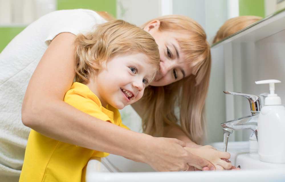 Lapset - herpes, yskänrokko ja tartuntariski.